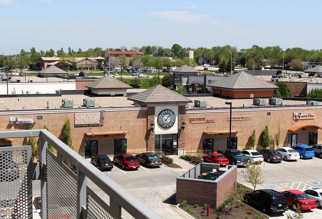 Close to Shopping and Dining at Legacy Flats Apartments in Omaha, Nebraska