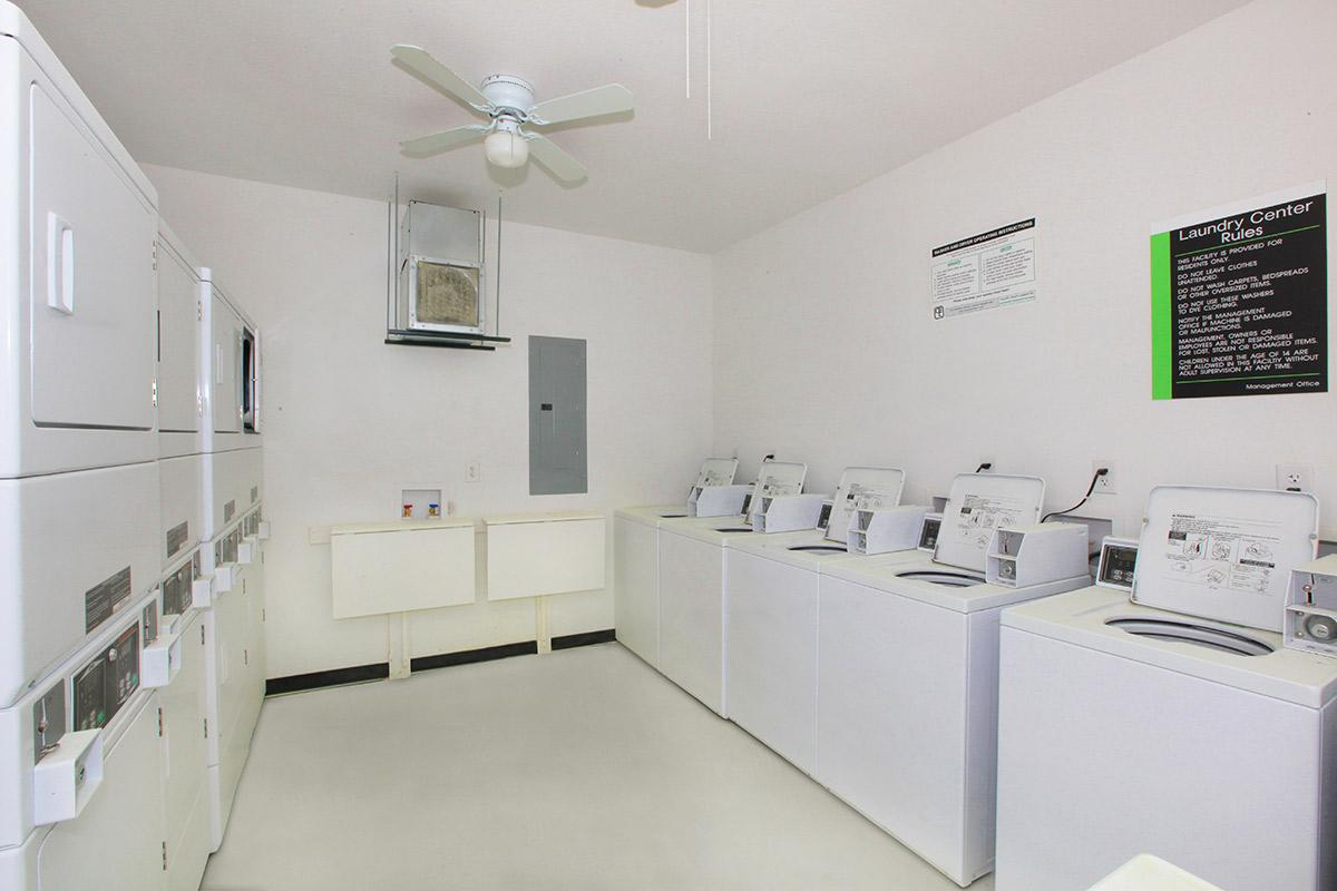 Convenient Laundry Facility at The Lexington Apartments in Grand Prairie, TX