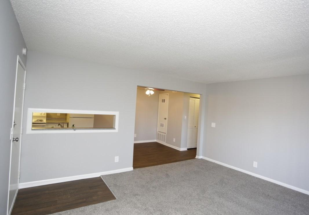 Open Floor Plans at Liberty View Apartments in Liberty, MO