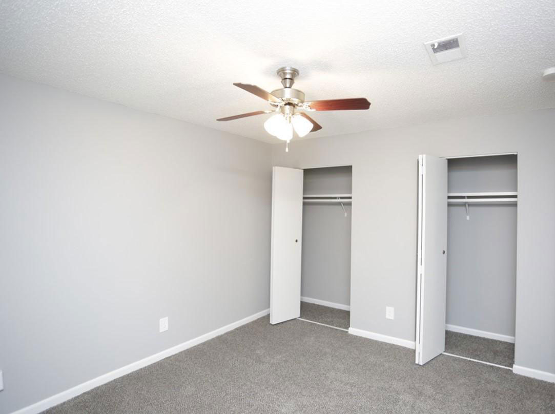 Plenty of Closet Space at Liberty Heights Apartments in Liberty, MO