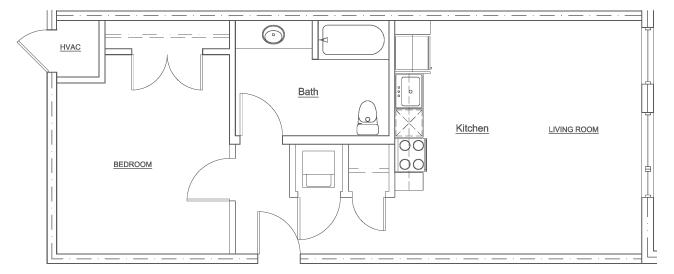 Limelight at Sixteenth  - Floorplan - 09