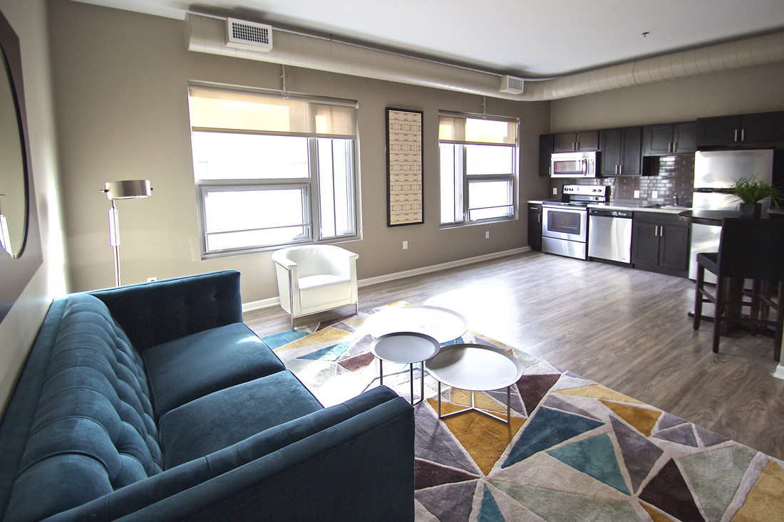Omaha Apartment Rentals at Limelight at Sixteenth Apartments in Omaha, NE