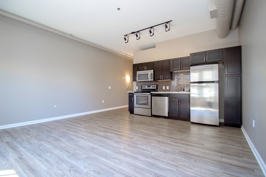 Studio Apartments for Lease at Limelight at Sixteenth Apartments in Omaha, NE