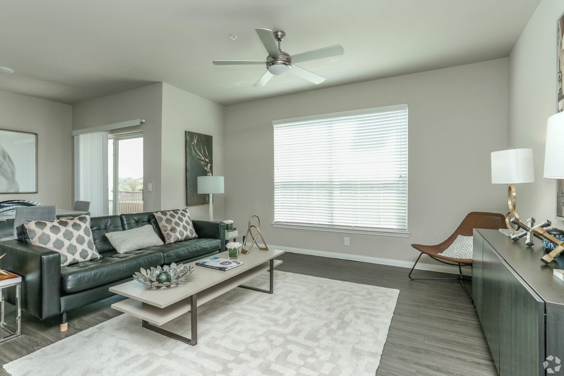 Ceiling Fans at Limestone Apartments in Houston, Texas