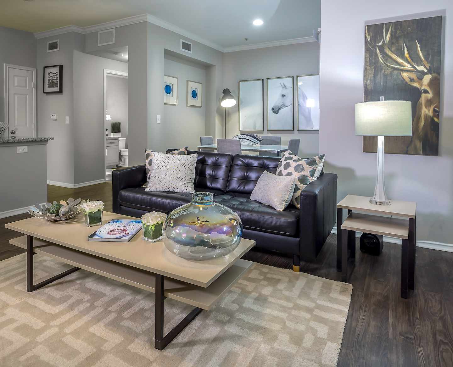One-Bedroom Apartments at The Link, a Community of Luxury Apartments in Houston, Texas