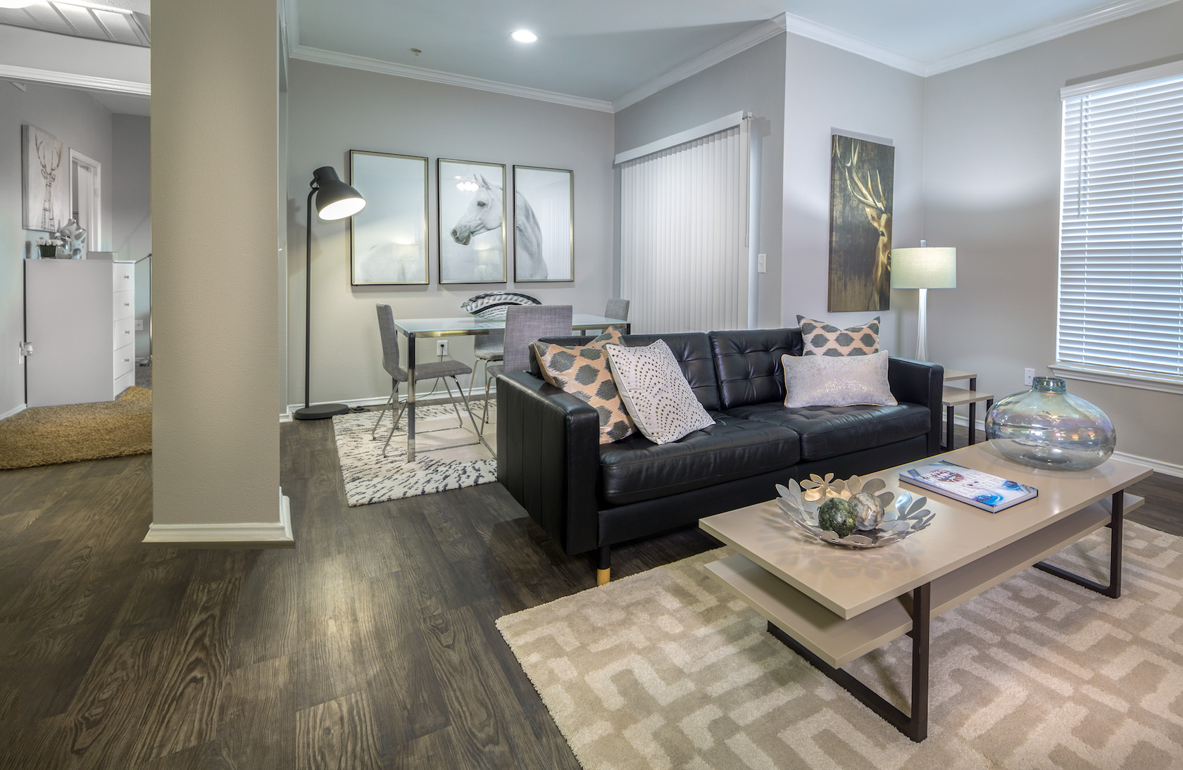 Two-Bedroom Apartments at The Link, a Community of Luxury Apartments in Houston, Texas