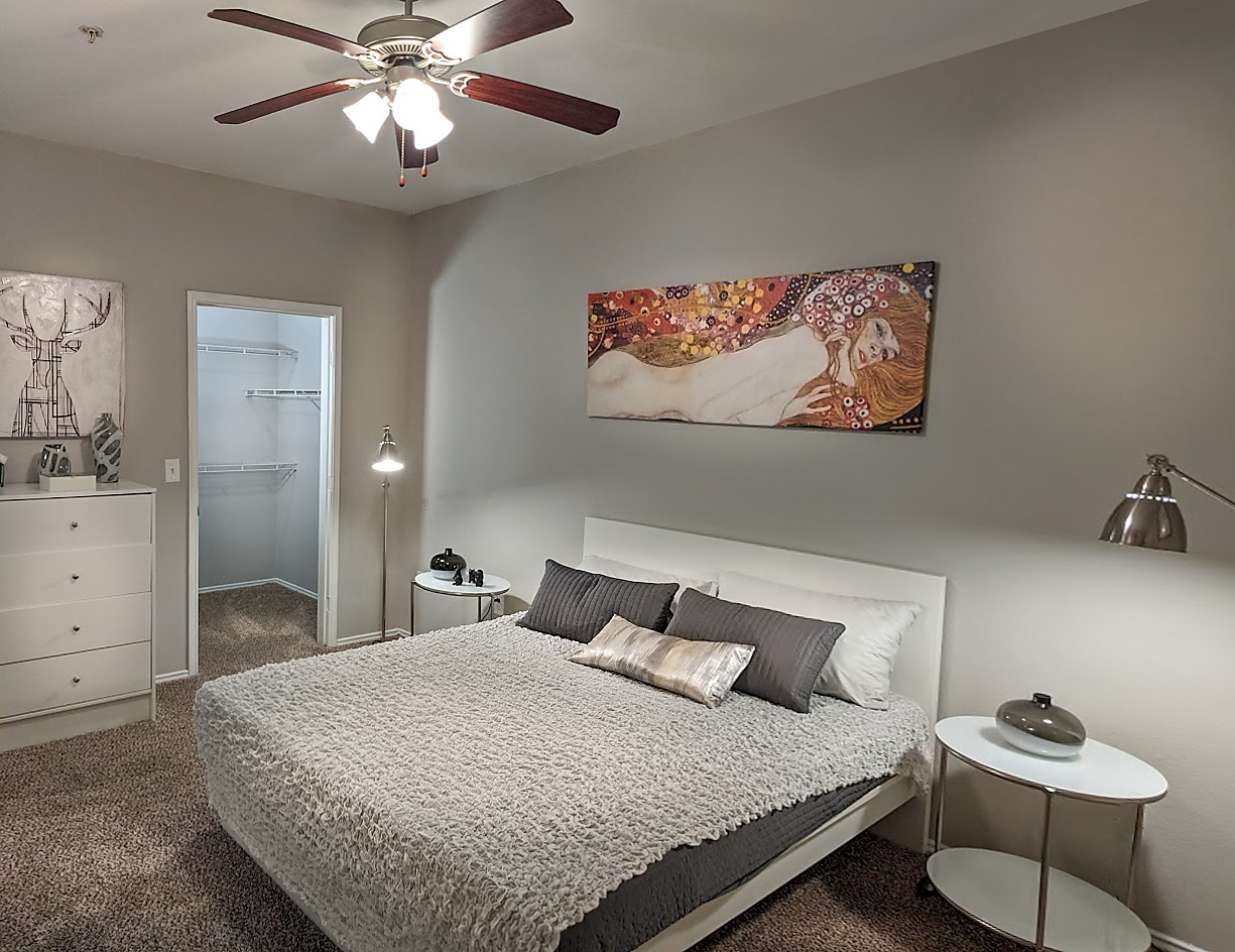 Three-Bedroom Apartments at The Link, a Community of Luxury Apartments in Houston, Texas