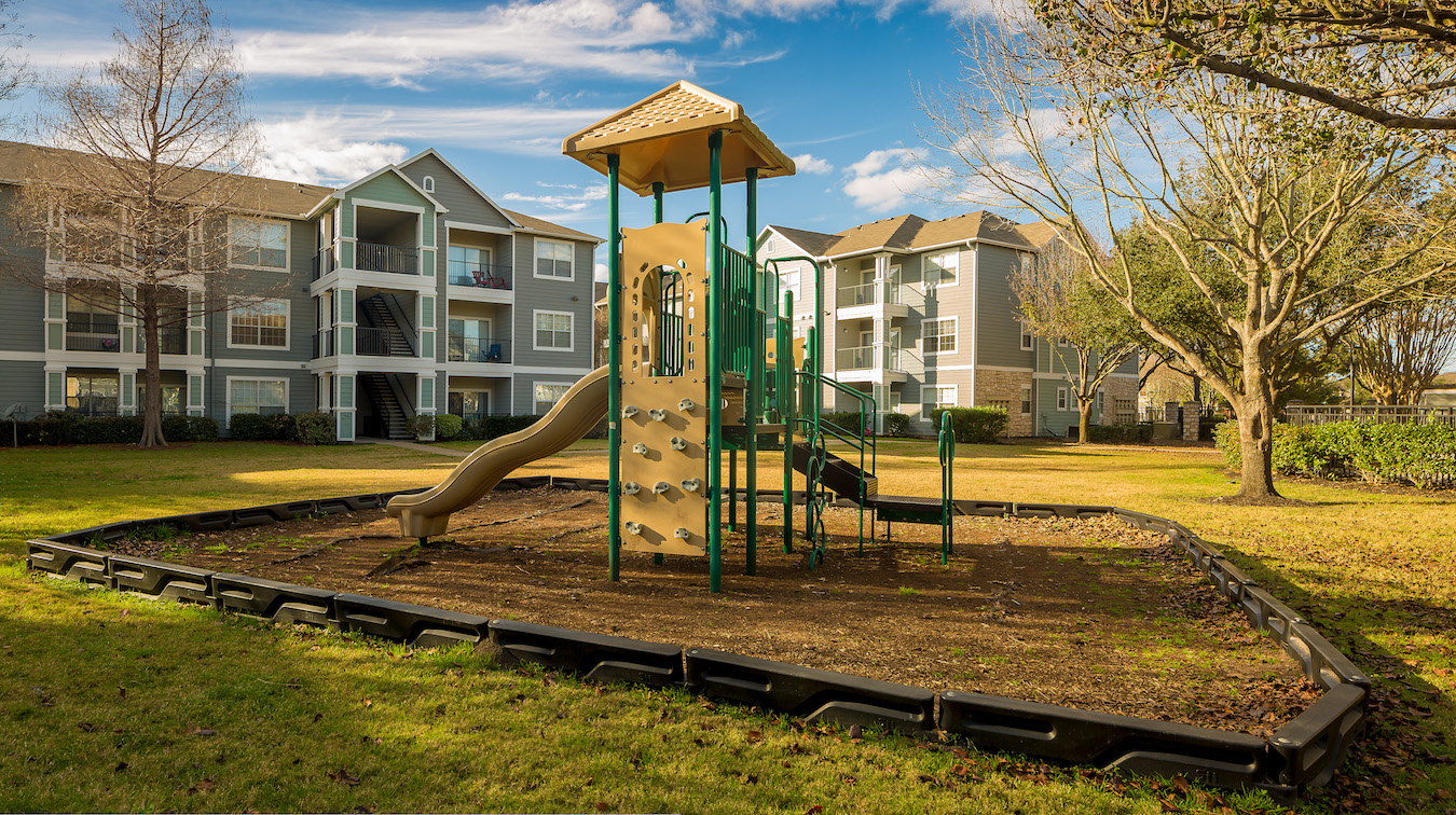 Playground at The Link, a Community of Luxury Apartments in Houston, Texas