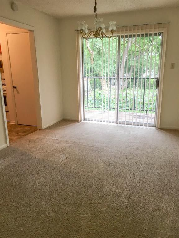 Private Patio or Balcony at Live Oak Apartments in Huntsville, Texas
