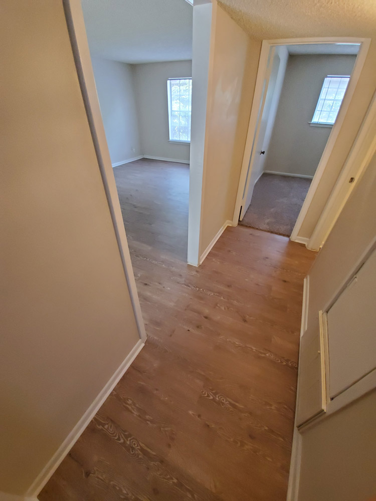 Interior View at Live Oak Apartments in Huntsville, Texas