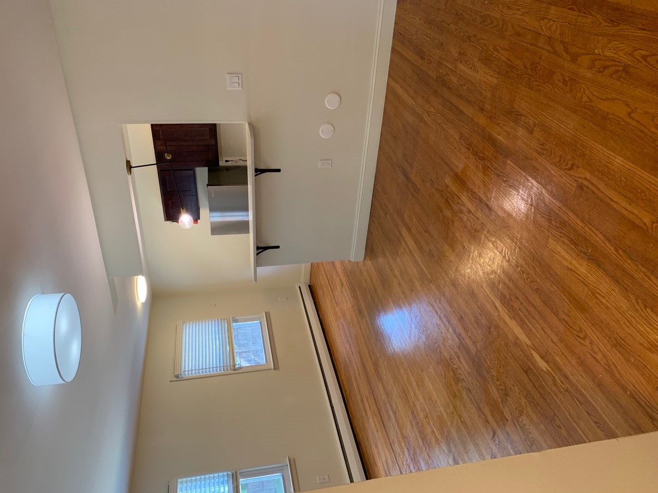 Spacious Living Area at Livingston Gardens Apartments in North Brunswick Township, New Jersey