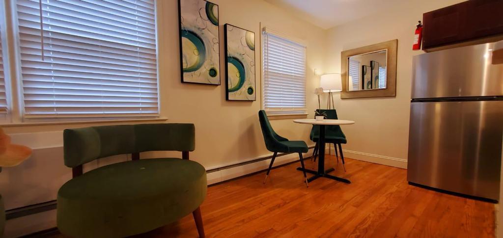 Hardwood Flooring at Livingston Gardens Apartments in North Brunswick Township, New Jersey