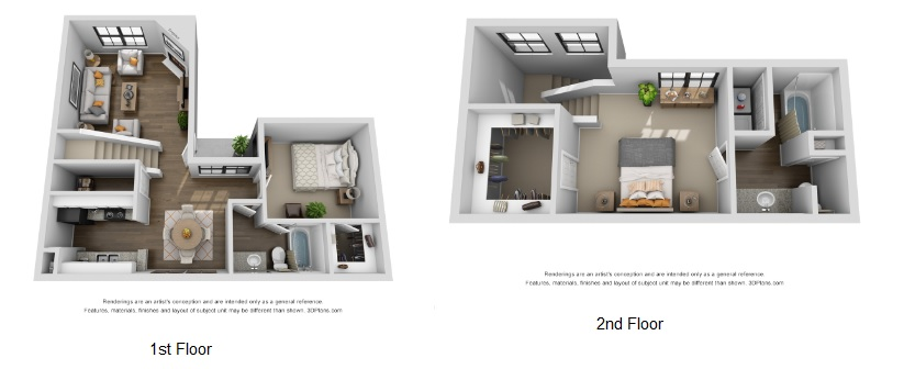 Lofton Place - Floorplan - Bennet