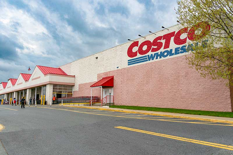 Costco is 10 minutes from Londonderry Apartments in Gaithersburg, MD