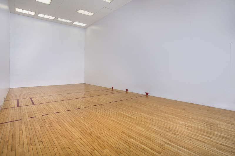 Indoor racquetball courts at Londonderry Apartments in Gaithersburg, MD
