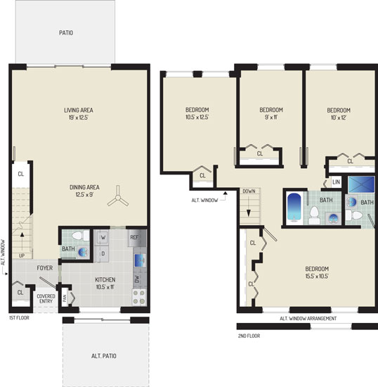 Londonderry Apartments - Apartment 507030-TH-ZI2