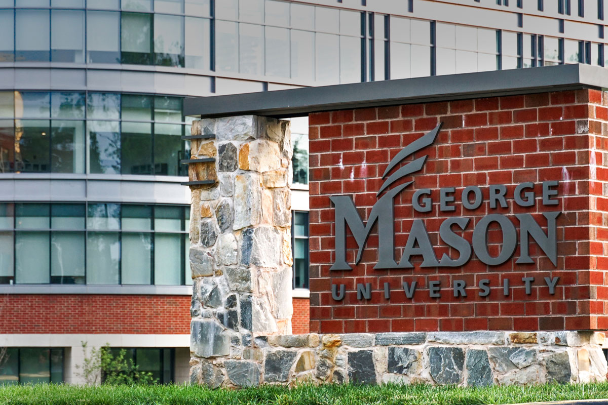 George Mason University is 20 minutes from London Park Towers Apartments