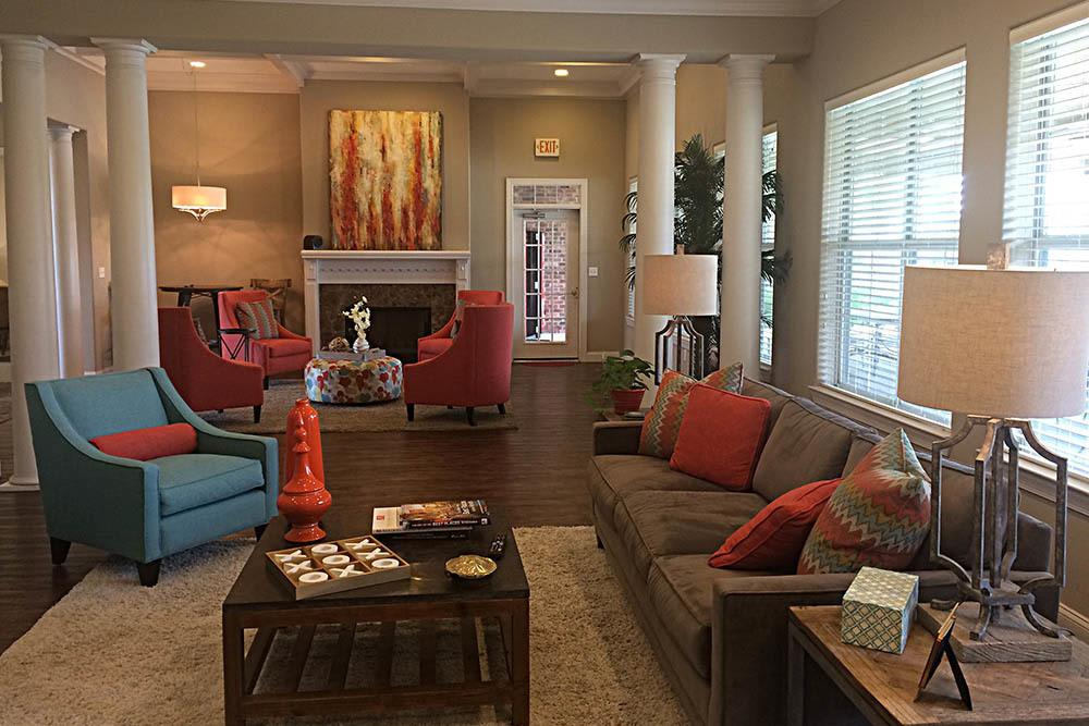 Pet Friendly Apartments at Magnolia Trace Apartments in Alexandria, Louisiana