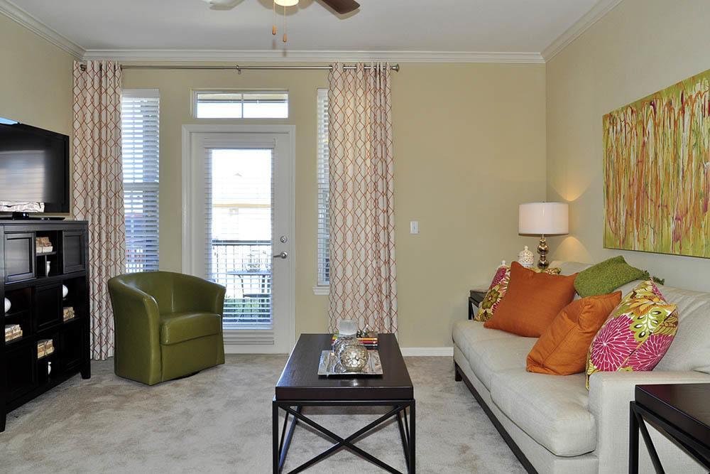 Ceiling Fans at Magnolia Trace Apartments in Alexandria, Louisiana