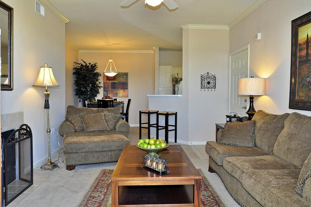 Furnished Apartments Available at Magnolia Trace Apartments in Alexandria, Louisiana