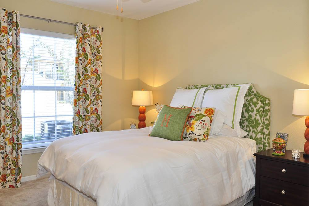 One, Two and Three-Bedroom Floor Plans at Magnolia Trace Apartments in Alexandria, Louisiana