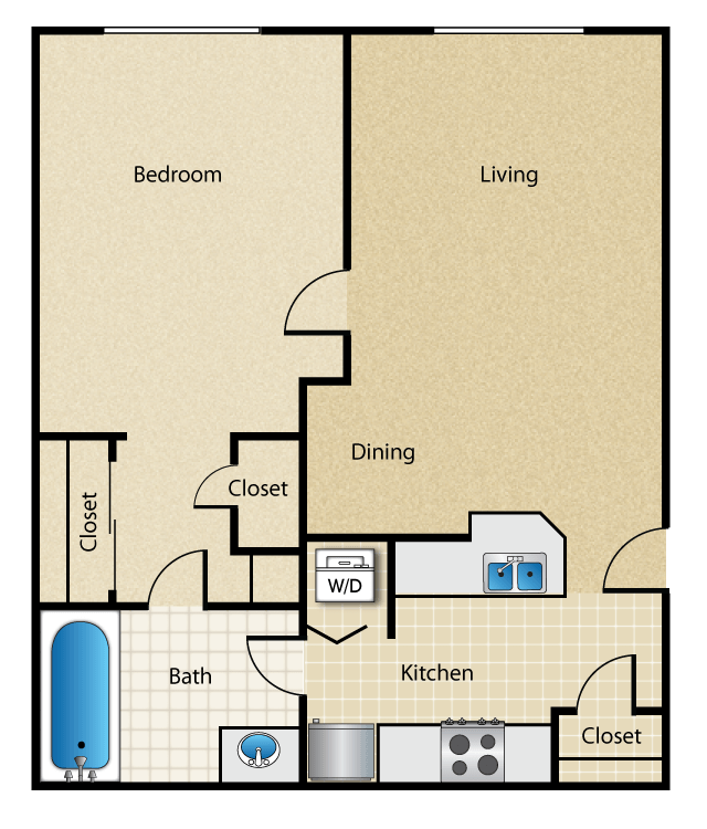 Floorplan - The Willow image
