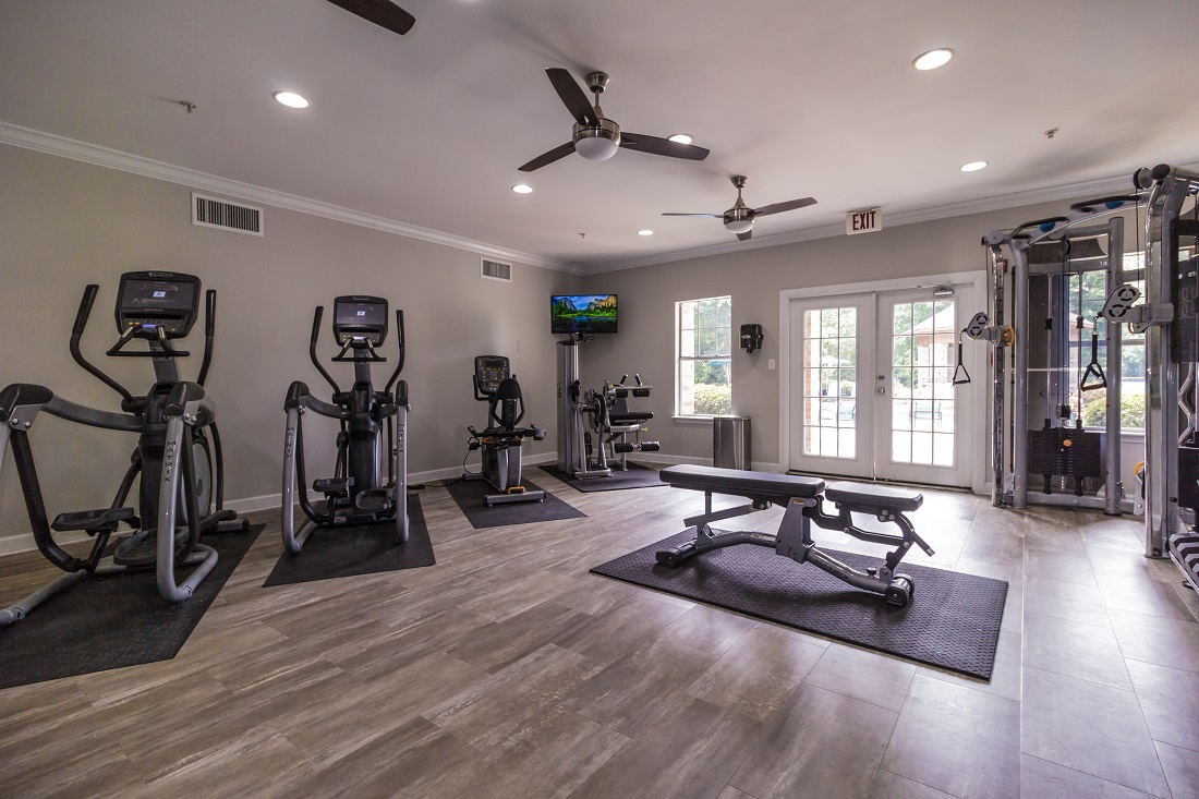 Cardio Equipment at Magnolia Vinings Apartments in Atlanta, GA