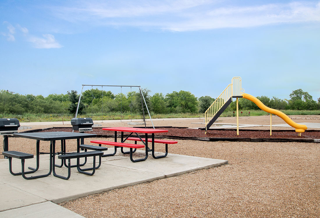Playground at Reserves at Maplewood Apartments in Wichita Falls, Texas