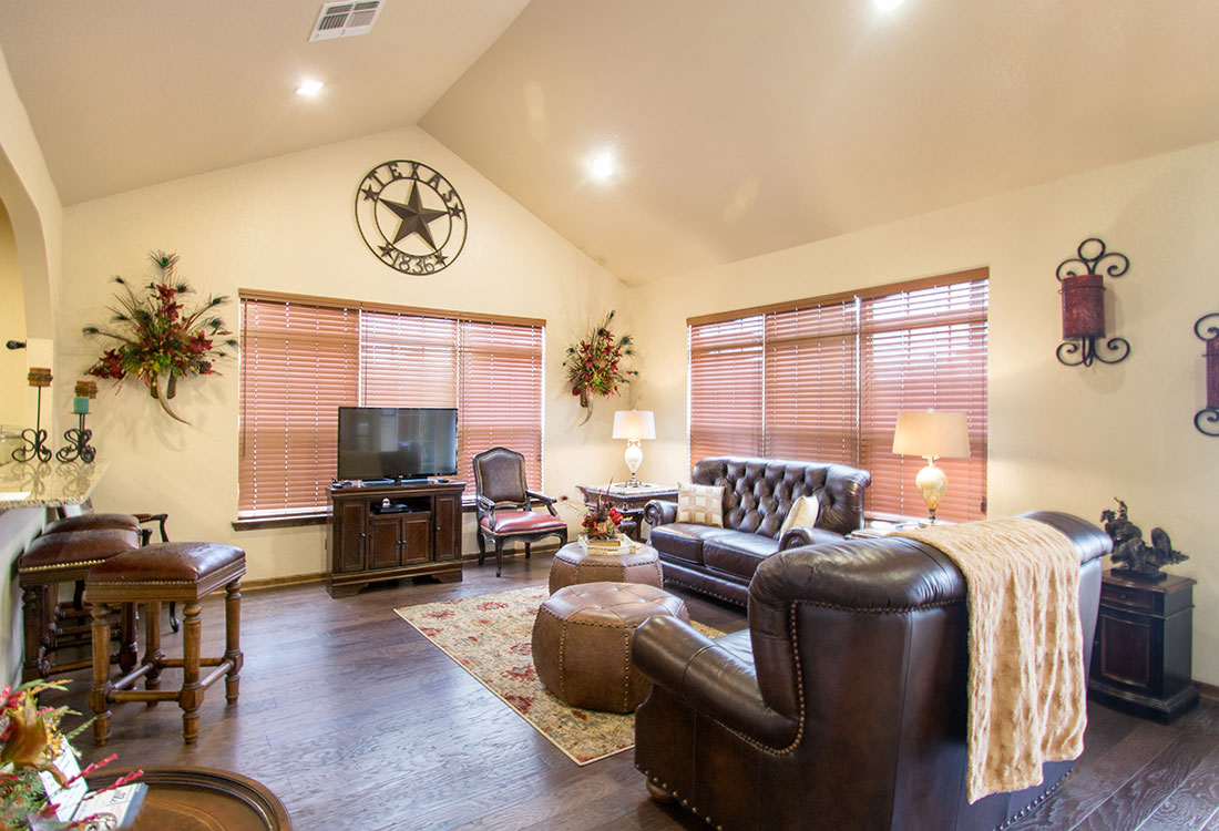 Spacious Floor Plans at Reserves at Maplewood Apartments in Wichita Falls, Texas