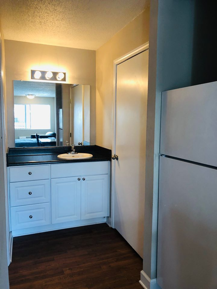 One-Bedroom Apartments at Marigold Apartments in Mobile, Alabama