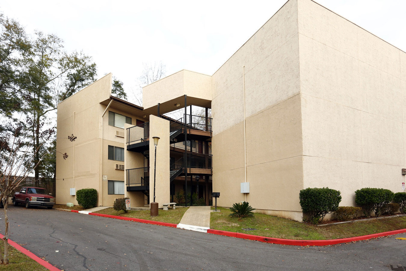 Disability Access at Marigold Apartments in Mobile, Alabama
