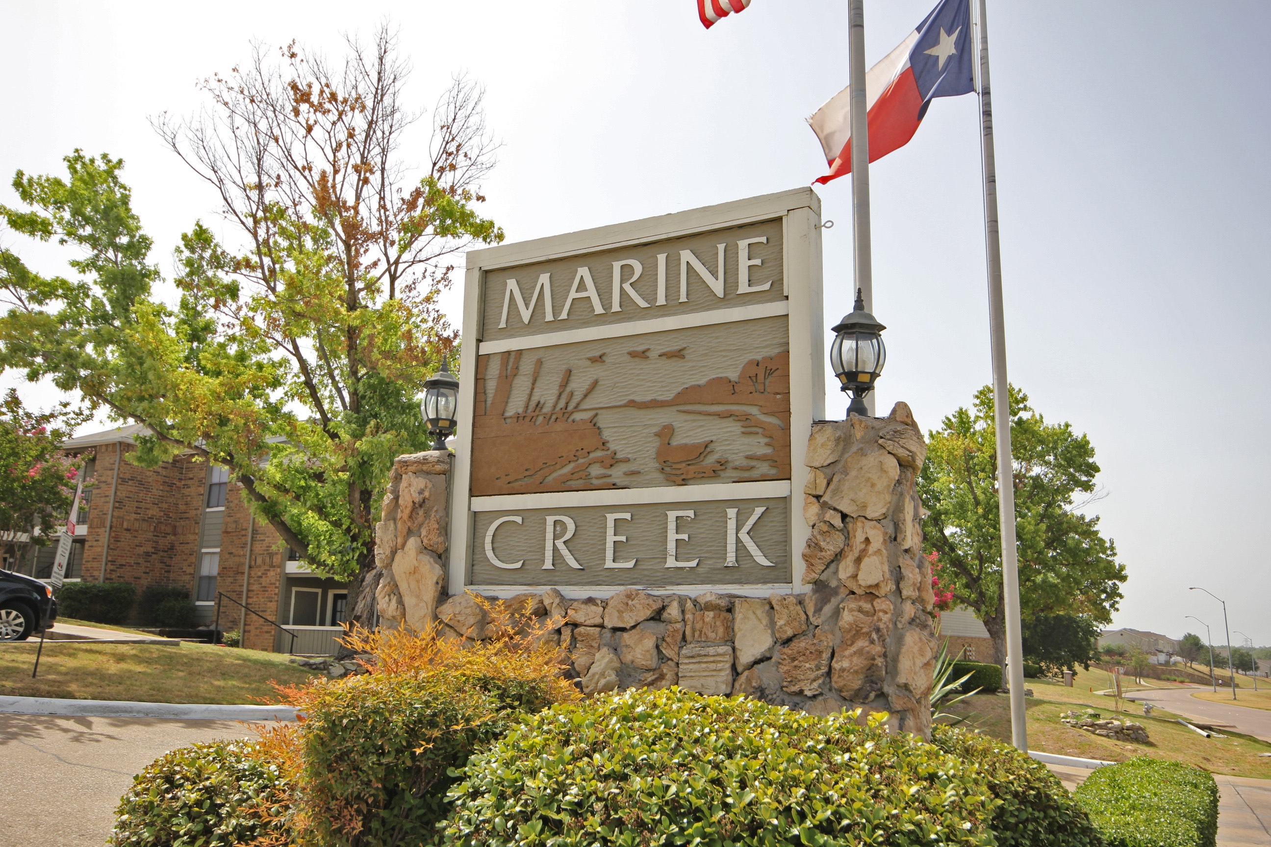 Apartments in Fort Worth, TX | Marine Creek in Fort Worth, TX