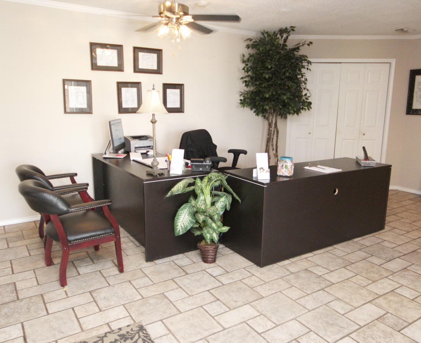 Leasing Center with Professional Management at Marine Creek Apartments in Fort Worth, Texas