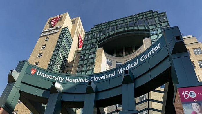 Nearby University Hospitals of Cleveland at Mayfield Station Apartment in Cleveland, Ohio