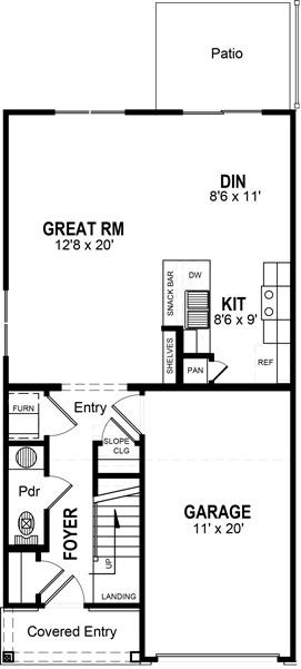 Floorplan - Cape image