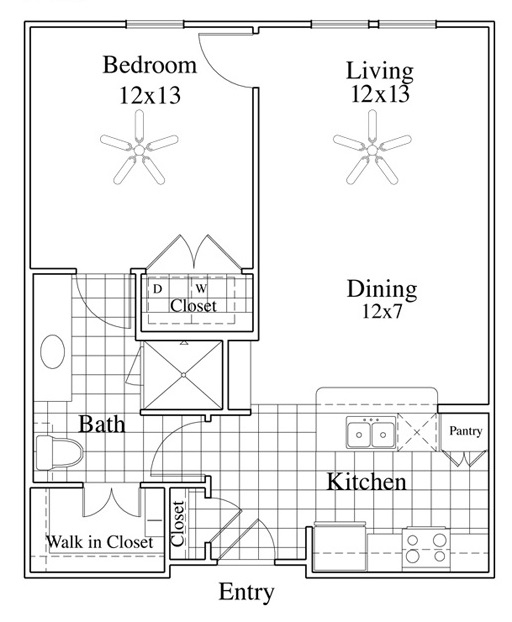 McDermott Crossing - Floorplan - Sienna