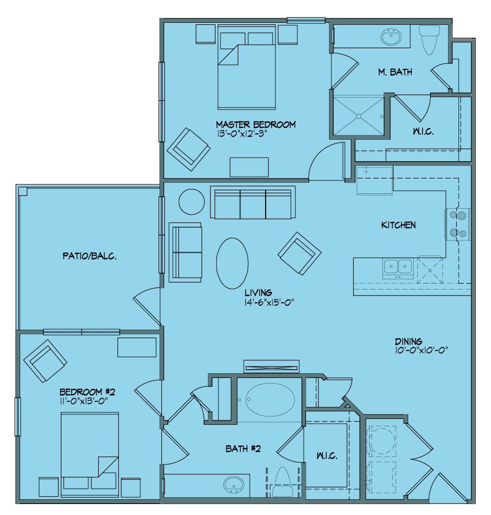 McDermott 55 - Apartment 1311