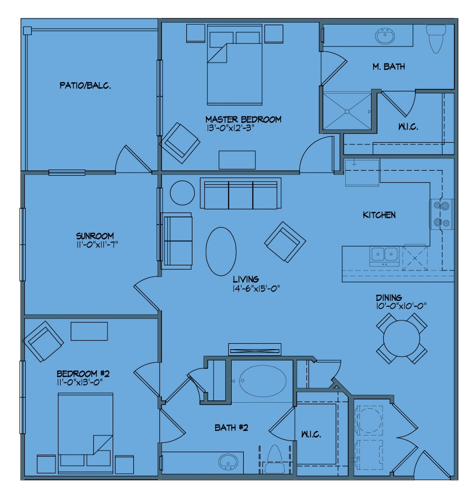 Floorplan - B2SP image