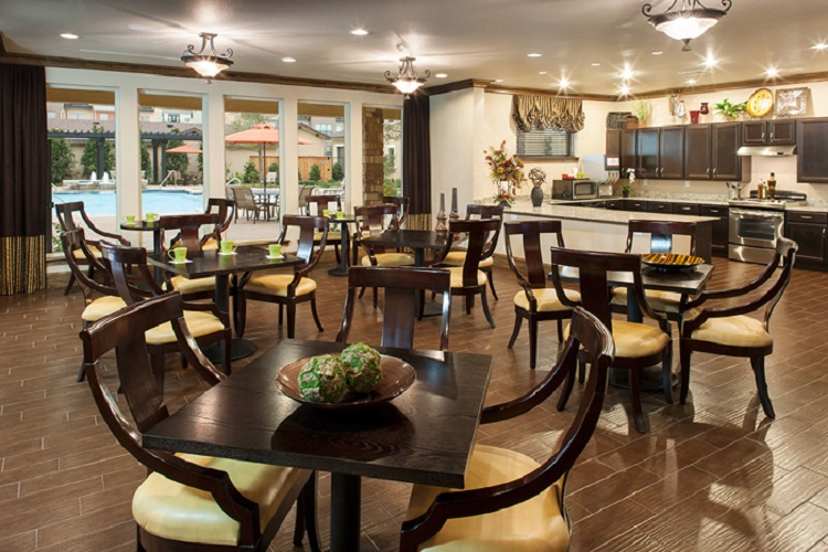 Stylish Resident Amenities at McDermott Crossing Luxury Apartments in Plano, Texas