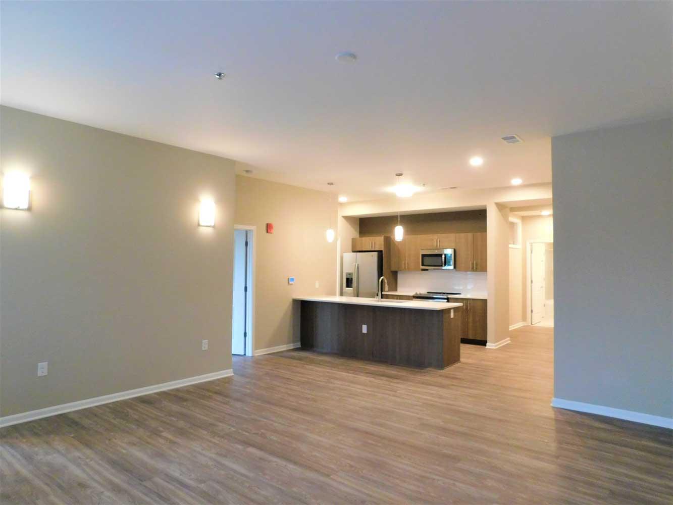 Interior at Midtown Plaza Apartments in Kansas City, MO
