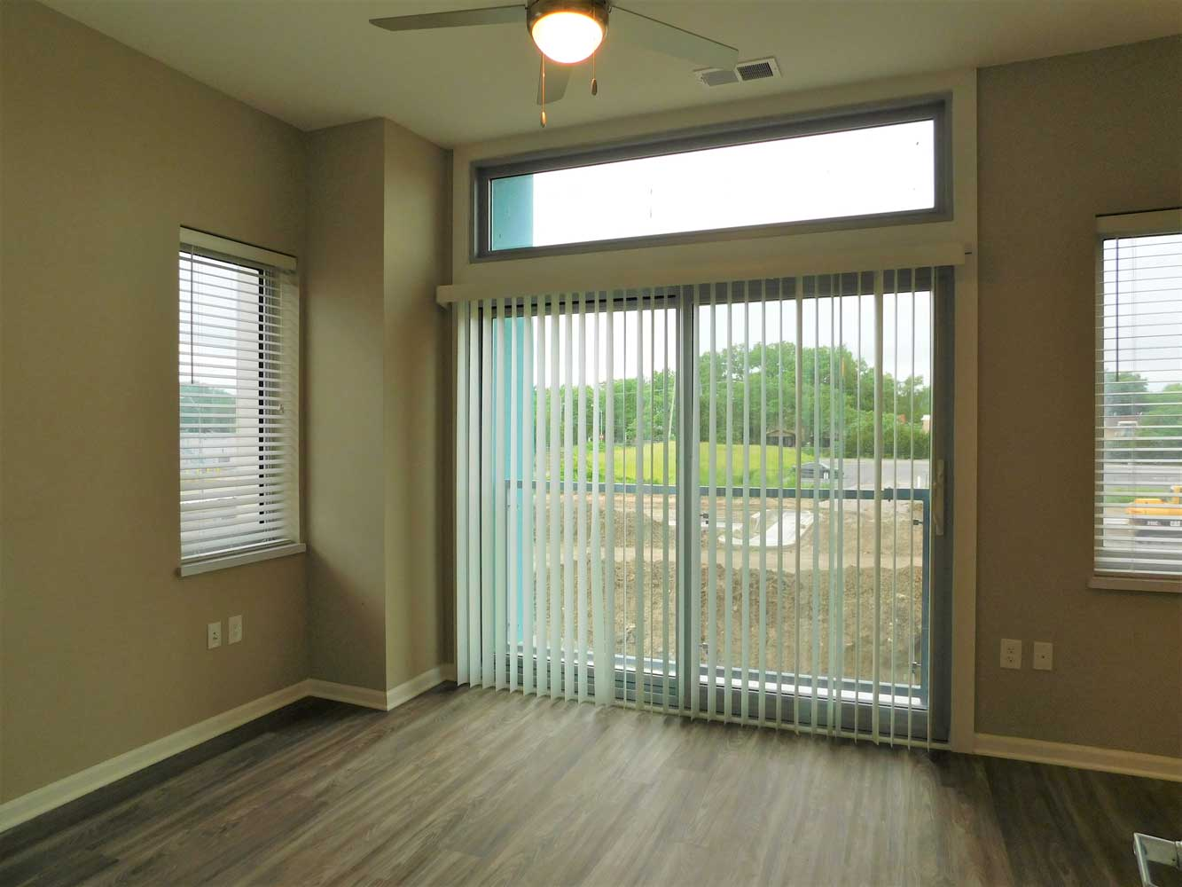 Freight Elevator Available at Midtown Plaza Apartments in Kansas City, MO