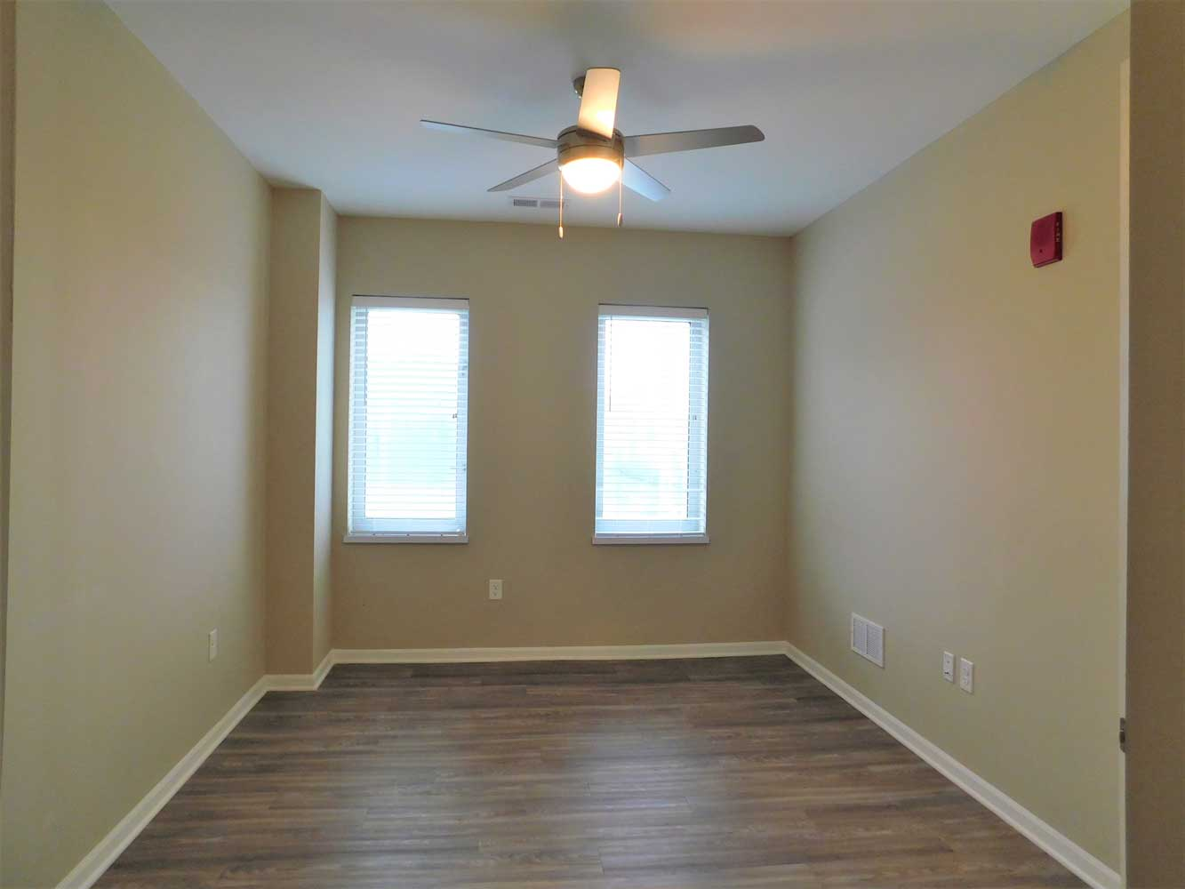 Open Concept Floor Plans at Midtown Plaza Apartments in Kansas City, MO