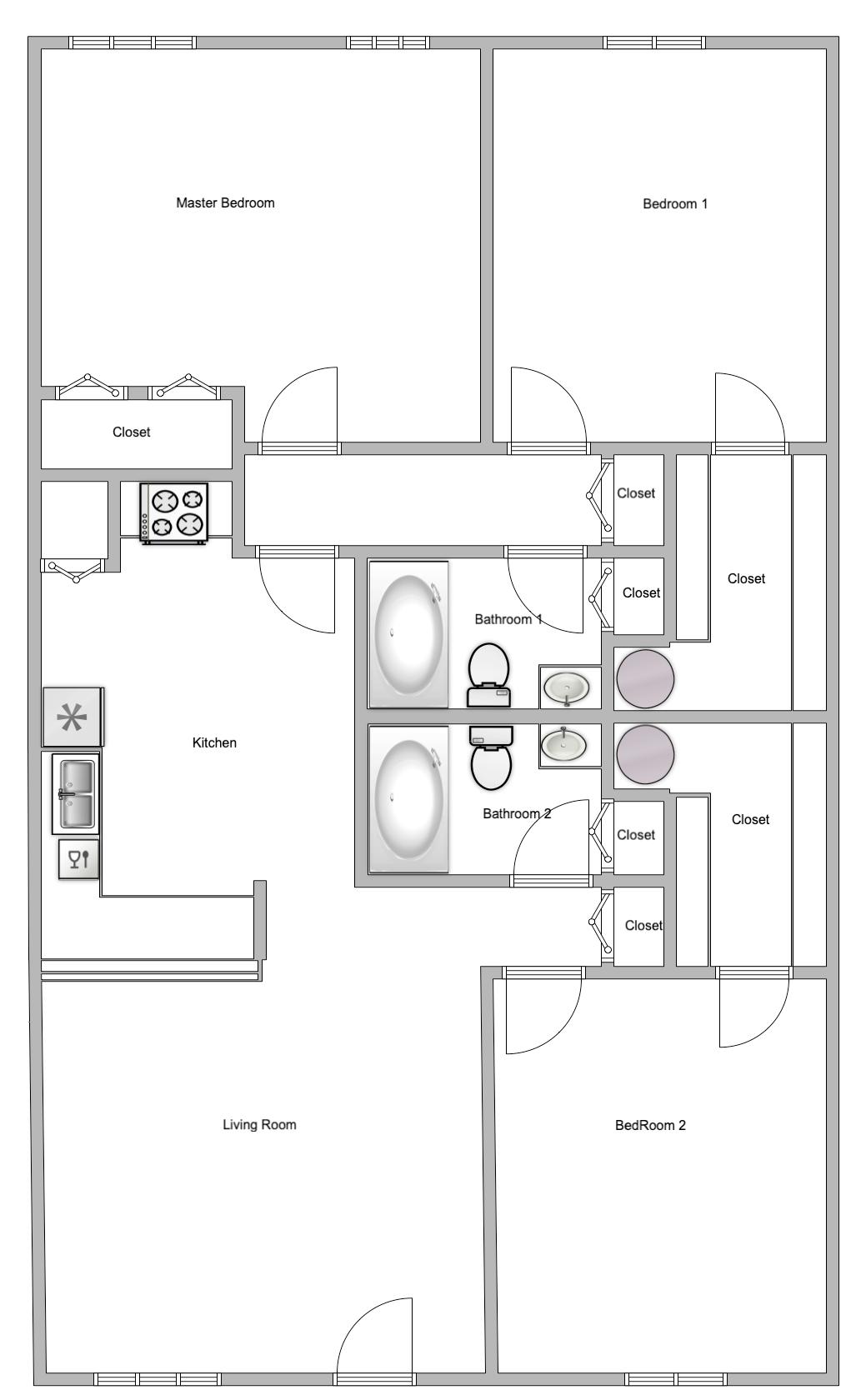 Floorplan - PC2 image