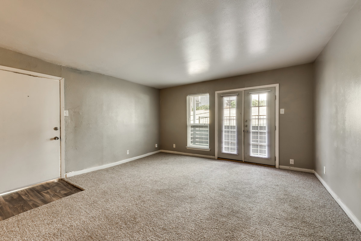 Open Floor Plans at Mill House Apartments in Dallas, TX