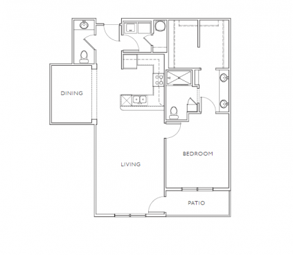 Mission 106 - Floorplan - B1