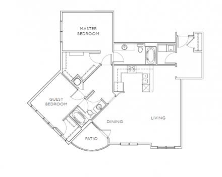 Floorplan - D4 image