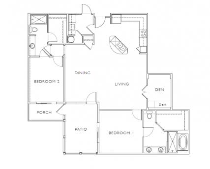 Floorplan - E3 image