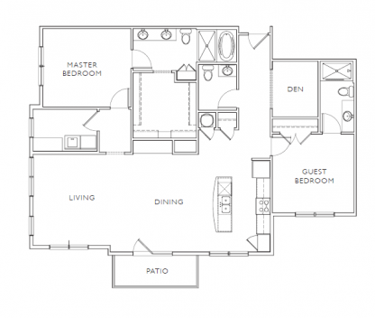 Mission 106 - Floorplan - E4