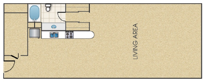 Floorplan - The Commerce image