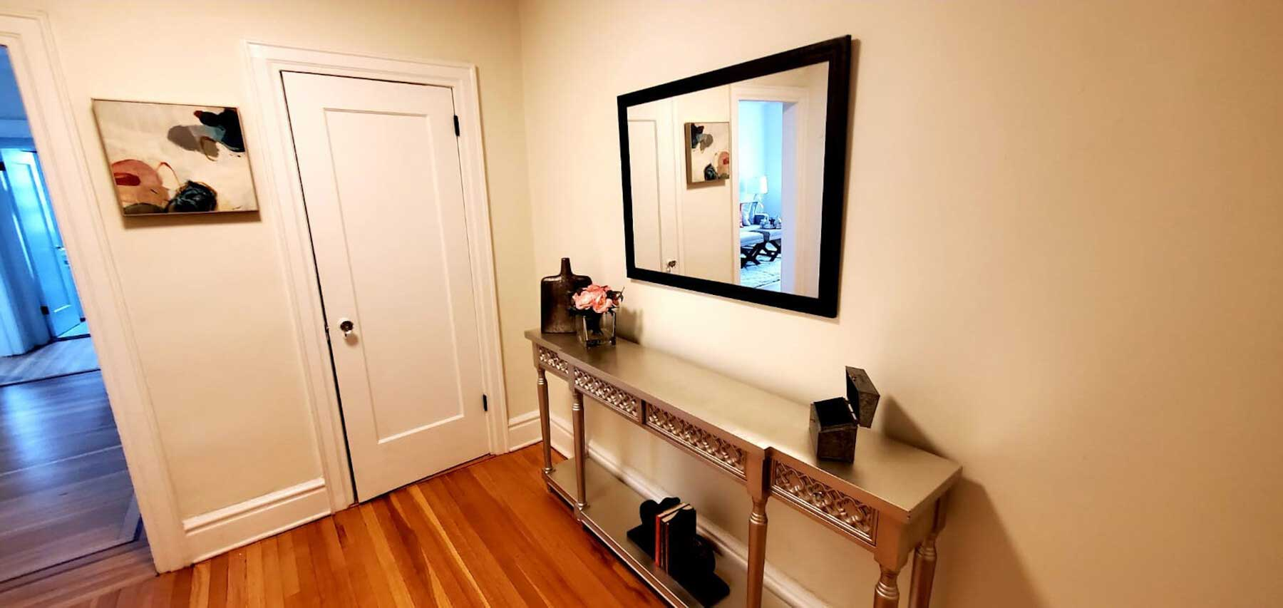 Interior at Montclair Gardens Apartments in Montclair, New Jersey